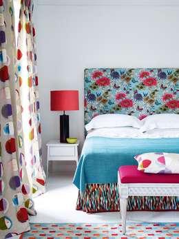 Alta sartoria: Camera da letto in stile in stile Eclettico di Els Creations