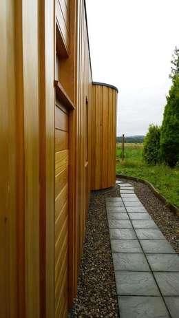 Дома в . Автор – Architects Scotland Ltd