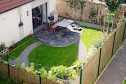 eclectic Garden by RVB PAYSAGE