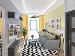 Phòng khách by Giovani Design Studio
