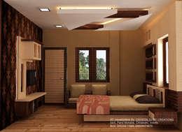 غرفة نوم تنفيذ M Design