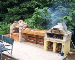 16 Barbecue e Cucine allAperto da Copiare