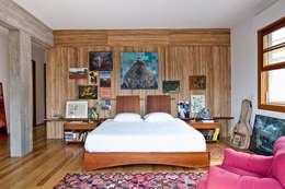 ห้องนอน by Estúdio Paulo Alves