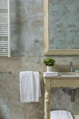 10 pitture ed effetti decor sorprendenti per le pareti di casa - Sali da bagno droga effetti ...