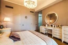 غرفة نوم تنفيذ Medianyk Studio