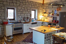 DAFNI MİMARLIK – B3 Evi: modern tarz Mutfak