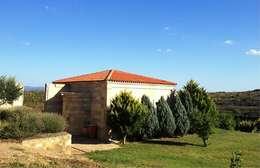 Casas de estilo moderno por DAFNI MİMARLIK