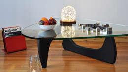 Galaxy Dome: Salon de style de style Moderne par Soline d'Aboville
