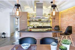 Cuisine de style de style Moderne par Egue y Seta