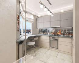مطبخ تنفيذ Лето Дизайн