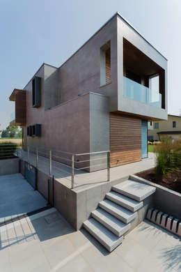 Casas de estilo moderno por simone10
