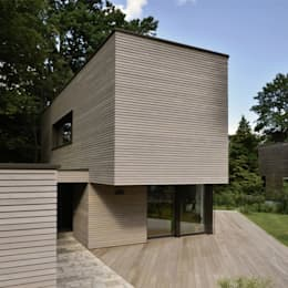 modern Houses by BUCHER | HÜTTINGER - ARCHITEKTUR INNEN ARCHITEKTUR