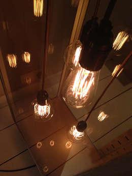 SKYLIGHT: moderne Woonkamer door Grego Design