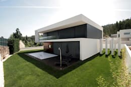 房子 by TRAMA arquitetos