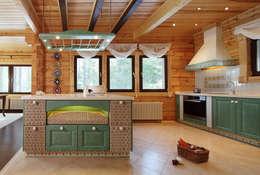 country Kitchen by Marina Pennie Design&Art