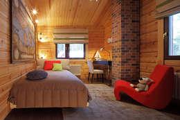 Chambre d'enfant de style de stile Rural par Marina Pennie Design&Art