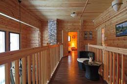 Corridor & hallway by Marina Pennie Design&Art