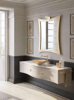 10 stili per 10 mobili sospesi, per un bagno da sogno! - Arredo Bagno Mobili Sospesi