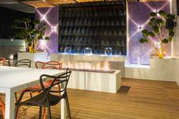 Muro Lloron: Terrazas de estilo  por STUDIO COCOONS