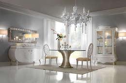 classic Dining room by Maestri Artigiani S.r.l. Arredamenti