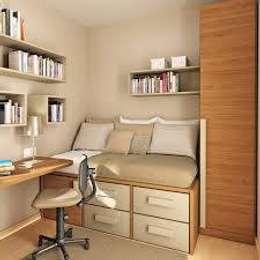 غرفة نوم تنفيذ JS ARQUITECTURA