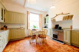 Perfect Stays: kırsal tarz tarz Mutfak