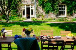 Perfect Stays: kırsal tarz tarz Bahçe