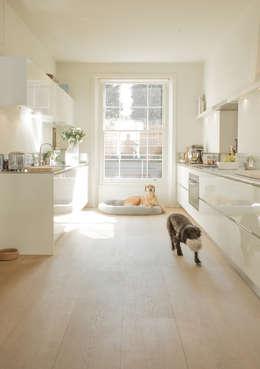 klasieke Keuken door Nash Baker Architects Ltd