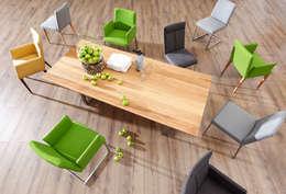 Comedor de estilo  por Möbel Röthing - ...wir machen Zuhause