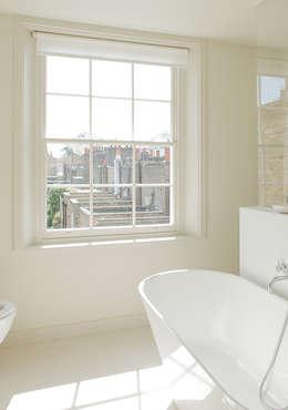 modern Bathroom by Nash Baker Architects Ltd