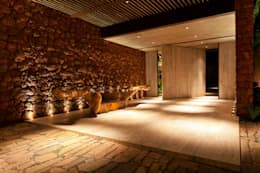 classic Wine cellar by PATRICIA SALLES