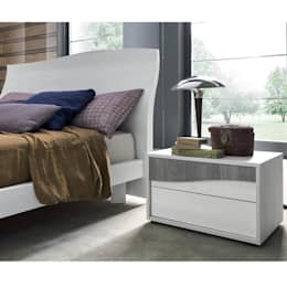Seven stylish bedside tables and nightstands for your bedroom for A bedroom in the wee hours of the morning