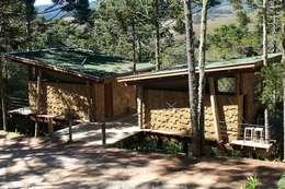 منازل تنفيذ Cabana Arquitetos