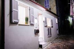 mediterrane Häuser von Ossigeno Architettura