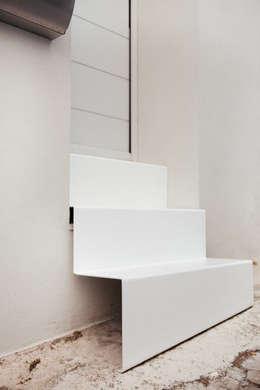 Ossigeno Architettura: akdeniz tarzı tarz Evler
