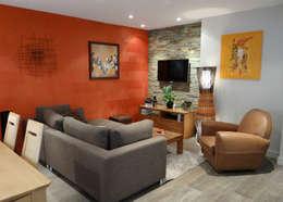 comment rendre son salon plus attrayant. Black Bedroom Furniture Sets. Home Design Ideas