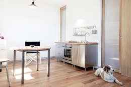 minimalistic Kitchen by TIPI STUDIO
