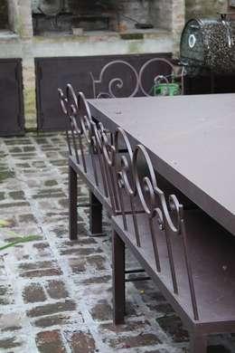 Patios & Decks by Tienda de Hierros