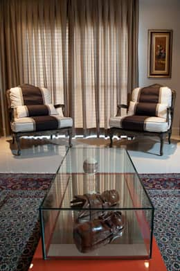 modern Living room by CMSP Arquitetura + Design