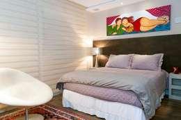Suite Master: Quartos  por CMSP Arquitetura + Design