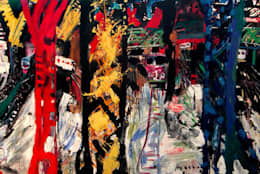 Cuadros y esculturas: Arte de estilo  por Carlos Regazzoni