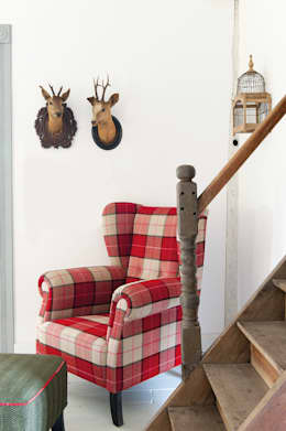 mit diesen tricks wird dein flur super gem tlich. Black Bedroom Furniture Sets. Home Design Ideas