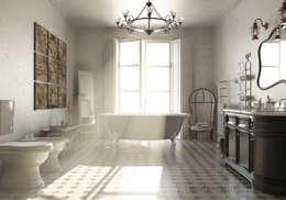 Ванная комната в . Автор – Andrea Picinelli