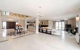 modern Living room by .NESS Reklam ve Fotoğrafçılık