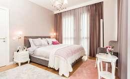 .NESS Reklam ve Fotoğrafçılık – Mera Suites Residence Mekan Çekimi: modern tarz Yatak Odası