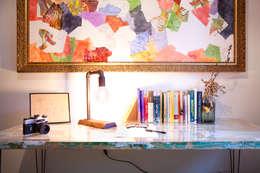 مكاتب العمل والدراسة تنفيذ Héctor Nevado
