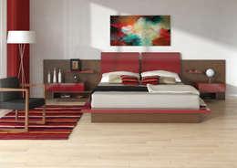 modern Bedroom by Michael Thonet