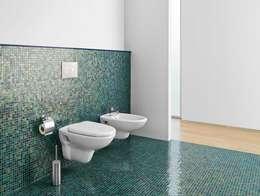 Baños de estilo moderno por Elements Mosaic