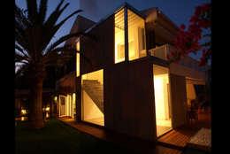 ADECUACION DE VIVIENDA EN CABO DE PALOS: Casas de estilo moderno de Joaquin Fernandez Castro