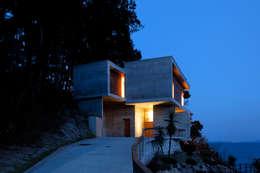 moderne Huizen door 大井立夫設計工房